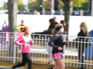 mama d run