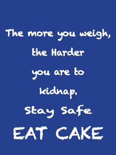 eat cakde